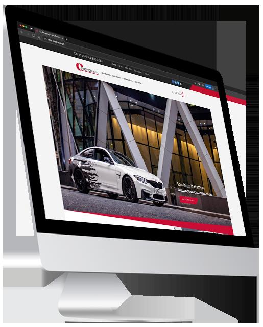 Reforma, Website & Digital Marketing Strategy